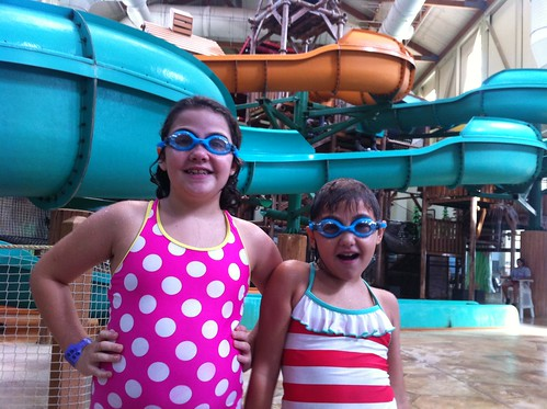 Great Wolf Lodge!