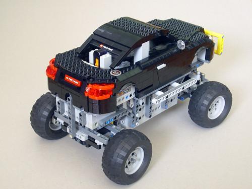 Audi TT (trial truck)