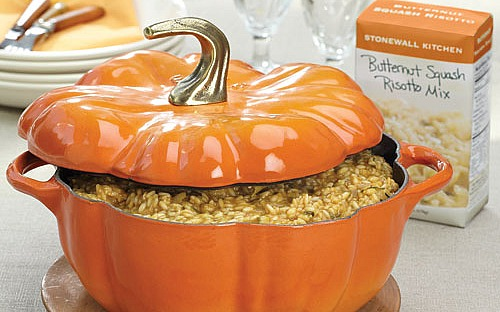 Pumpkin Baking Dish