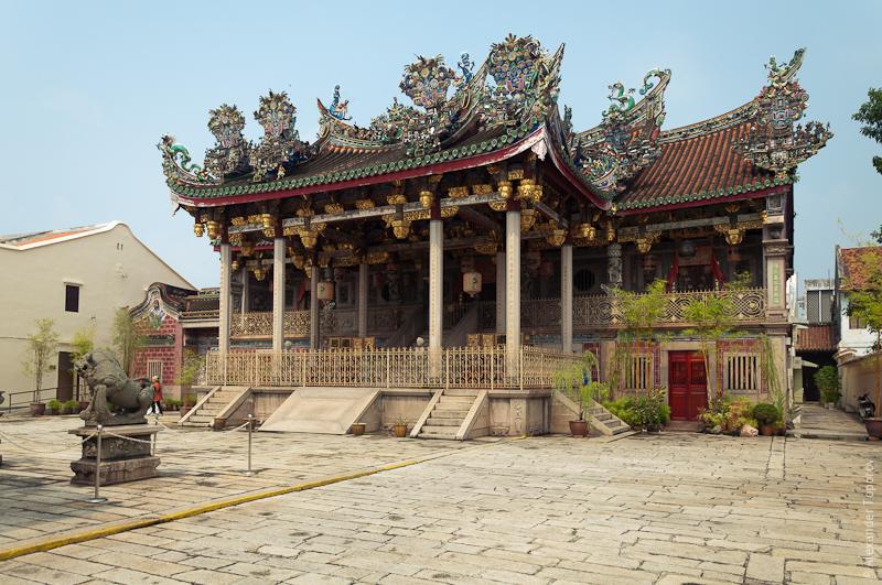 Khoo Kongsi Temple @ Georgetown World Heritage