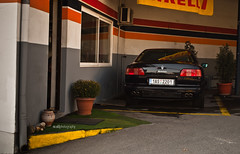 Luxury for four (Ni.St|Photography) Tags: italy black cars car four italian nikon italia 4 belgrade iv luxury rare v8 mk mc12 maserati stradale v6 quattroporte grantourismo d3000 1855vr grancabrio