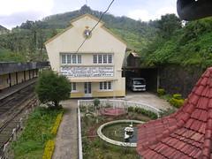 Nanu Oya Station