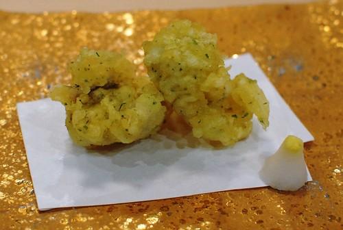 sea eel tempura