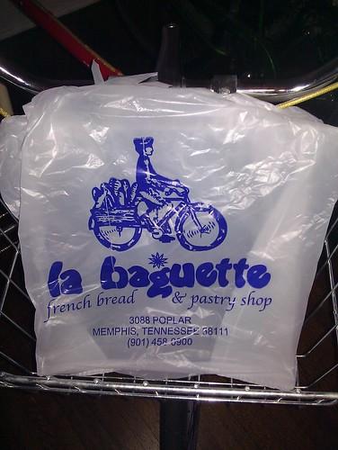 La baguette by fixmemphis