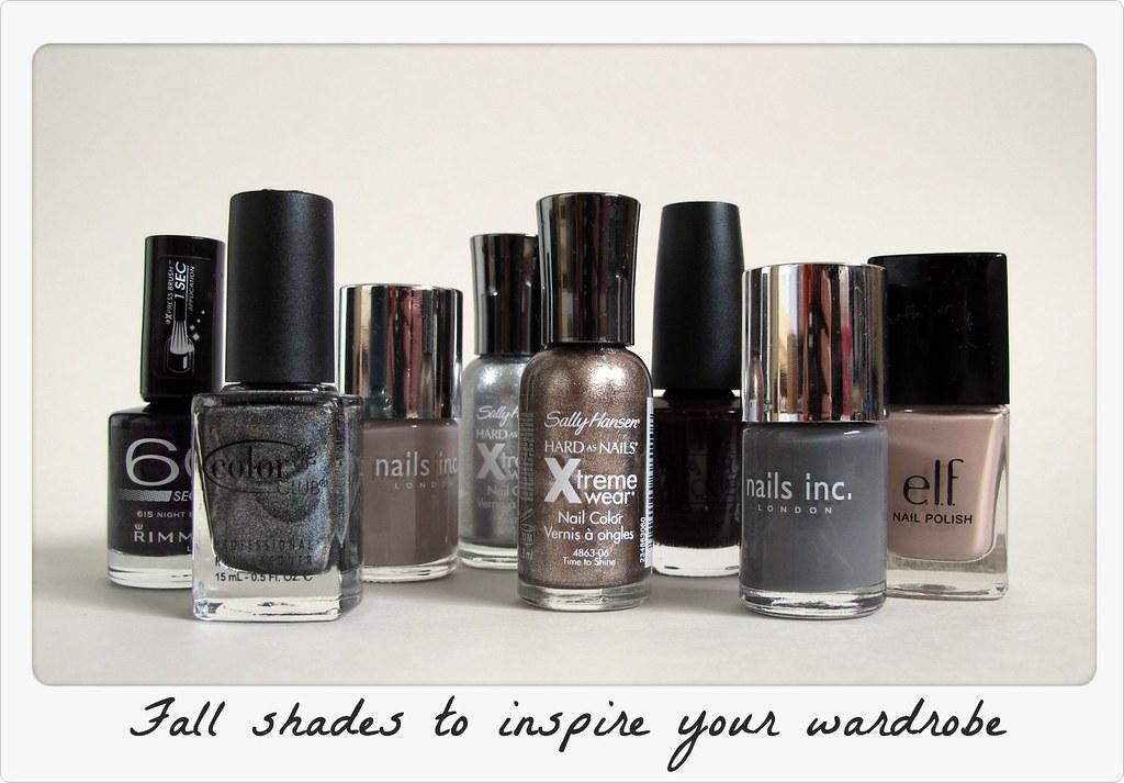 Fall Nails 2011