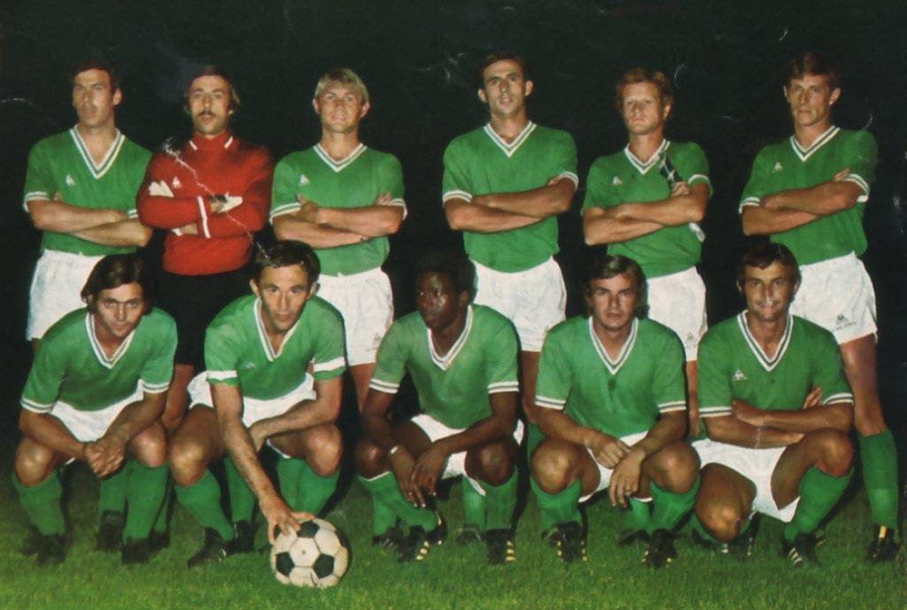 Saint-Etienne 1971-72