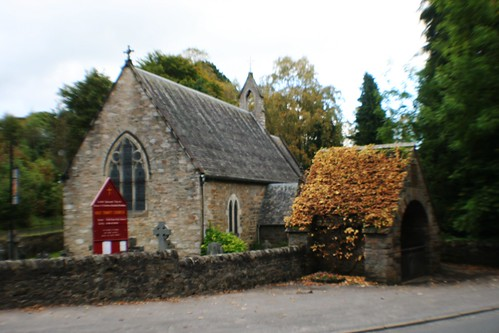 Holy Trinity Church, Pitlochry