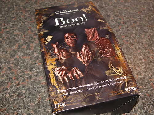 Hotel Chocolat Boo Box - Dark