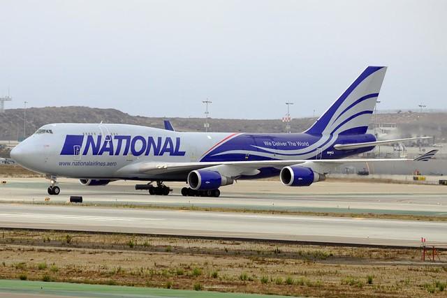 National Airlines Boeing 747-428(BCF) (N949CA)