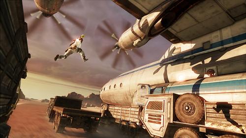 airstrip jump