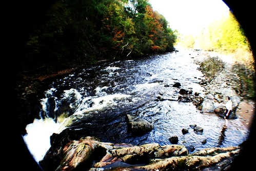River Garry near Solder's Leap