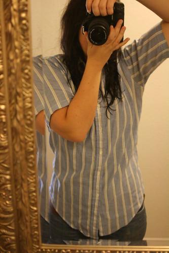 vintage men's shirt.