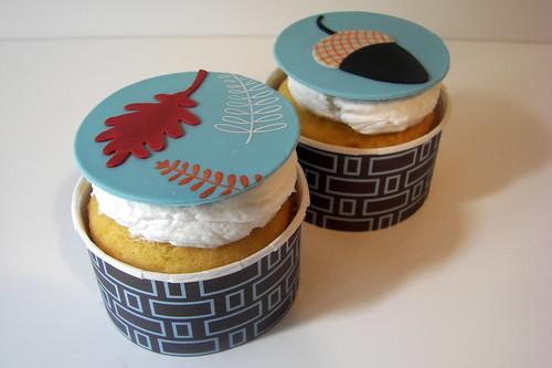 Autumn Cupcakes