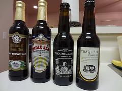 エールビール4種類