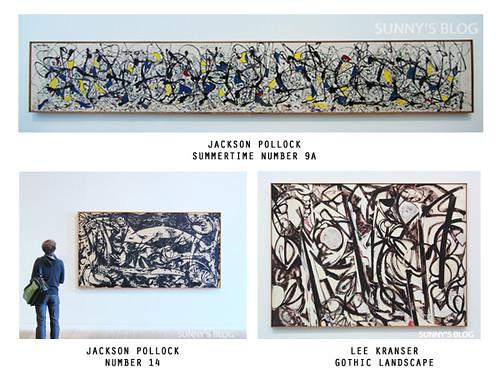 Jackson Pollock & Lee Kranser