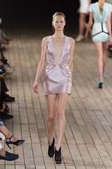 Amaya Arzuaga Ready To Wear Paris Fashion Week S/S 2012