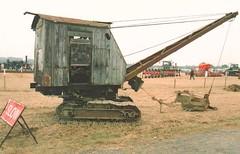 Ruston Excavator/Navvi (colinfpickett) Tags: old classic vintage bucket crane ruston excavator navvi mechaniclaequipment