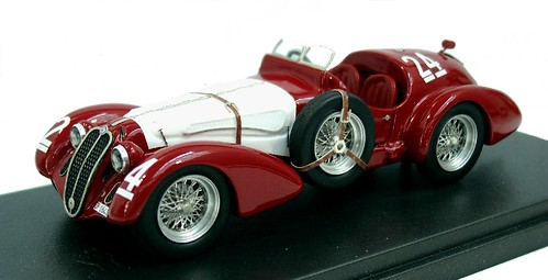 Alfa Model 43 Ar 412 GP Svizzera 1950