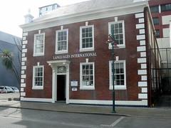 Languages International Christchurch's permanent premises reopened