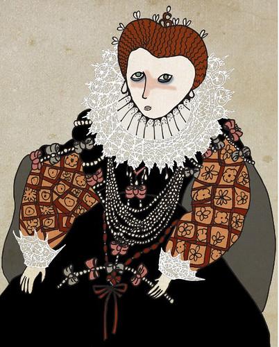 Elizabeth by NanLawson