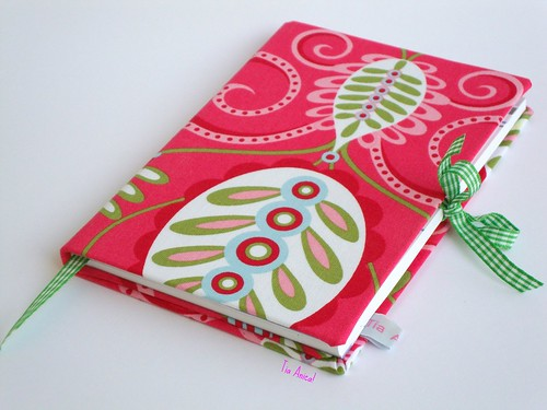 Agenda Pink & Green
