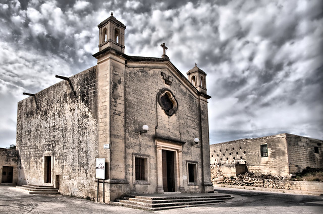 Chapel Ta' St Matthew Maqluba Qrendi