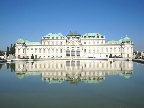 Do fim de semana... vim de lá encantada, com a maior dor de pés de toda a minha vida, mas voltava já hoje! Viena é um museu... by sweetfelt \ ideias em feltro