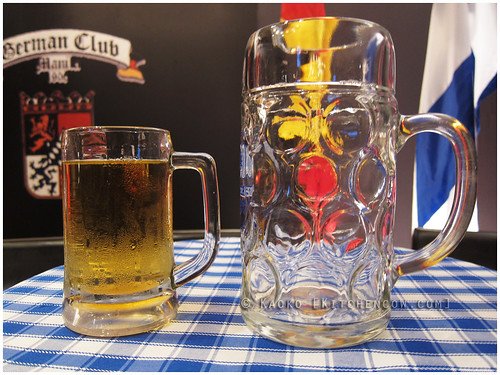 Oktoberfest at Sofitel -  Beer Drinking