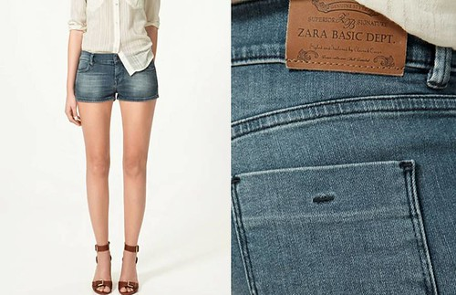 Zara-jeans-short-denim