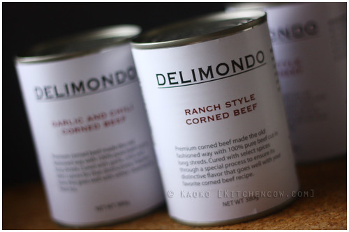 Delimondo Corned Beef