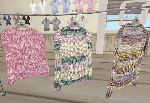 :pesca:low gauge knits, 90 lindens (everyone) by Cherokeeh Asteria