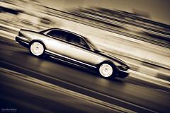Jag' (Marc Benslahdine) Tags: car voiture route jaguar panning lightroom filé traitement canonef50mmf18ii fichetechnique canoneos5dmkii tripax ©marcbenslahdine marcopixcom