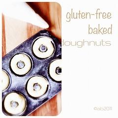 Gluten-Free Baked Doughnuts #food #foodporn #foodphotography #igfood #IG #sweets #desserts #baking