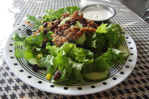Spiral Diner Dallas - Big Texas Salad