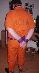 Bondage 4 (bondagehaj) Tags: mask bondage hood prisoner inmate humane restraint segufix