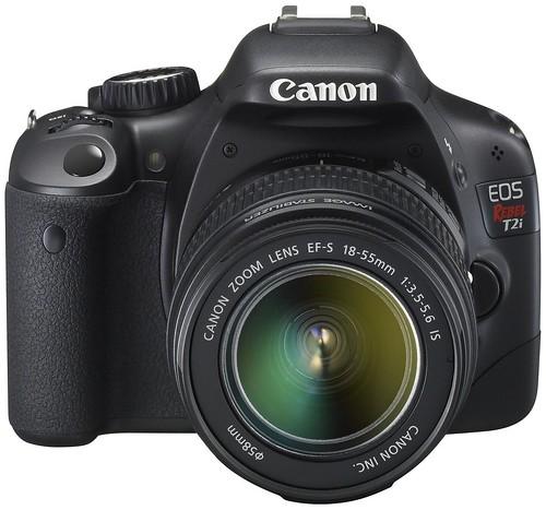 Canon T2i / 550D / Kiss X4