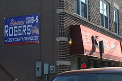 Steve Rogers Takes Essex County Taxpayers To The Cleaners