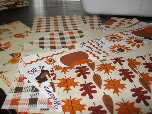 Table runner start
