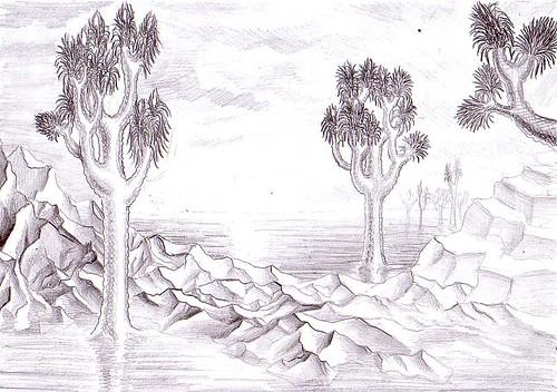 Arbori preistorici - Primii arbori de pe Terra
