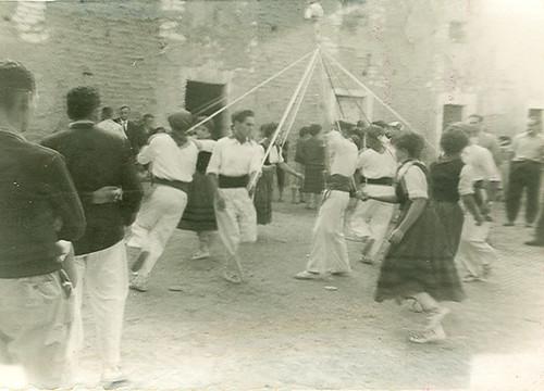 Baile del trenzado