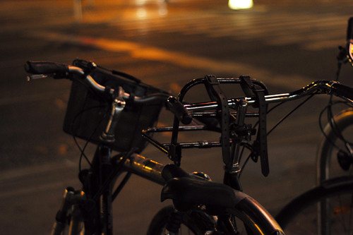 Velo Lovers, Vienna at Night