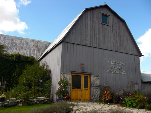 closson barn