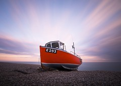 E 2 9 3 (Weeman76) Tags: longexposure sunset sea seascape coast boat devon le fishingboat branscombe sigma1020mmf456exdchsm e293