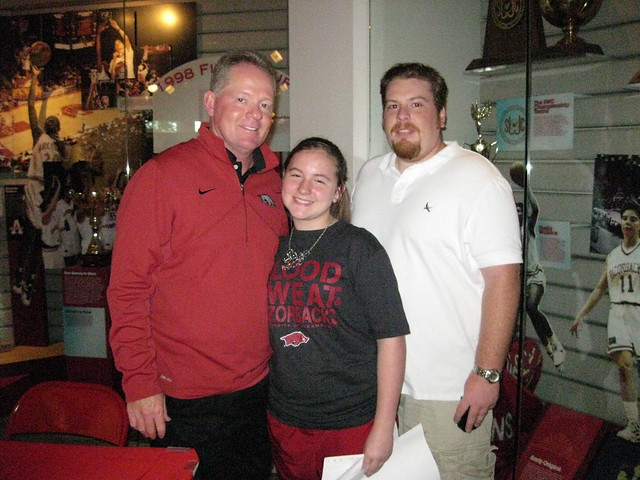 Razorback Fan Day 2011