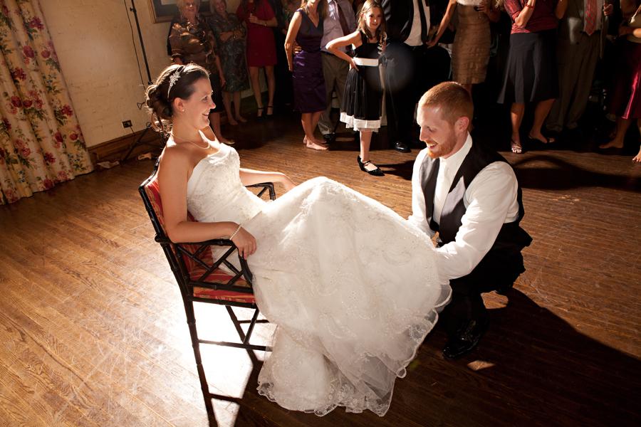 Jessica and Drake - Wedding