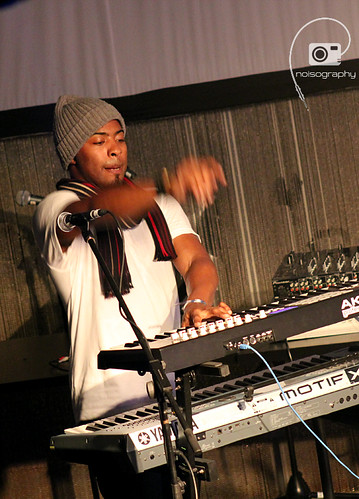 Keys N Krates - HPX Day#1: Tuesday Oct 18th 2011 - 05