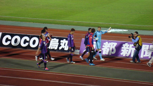 2011/10 J2第6節 京都vs札幌 #02