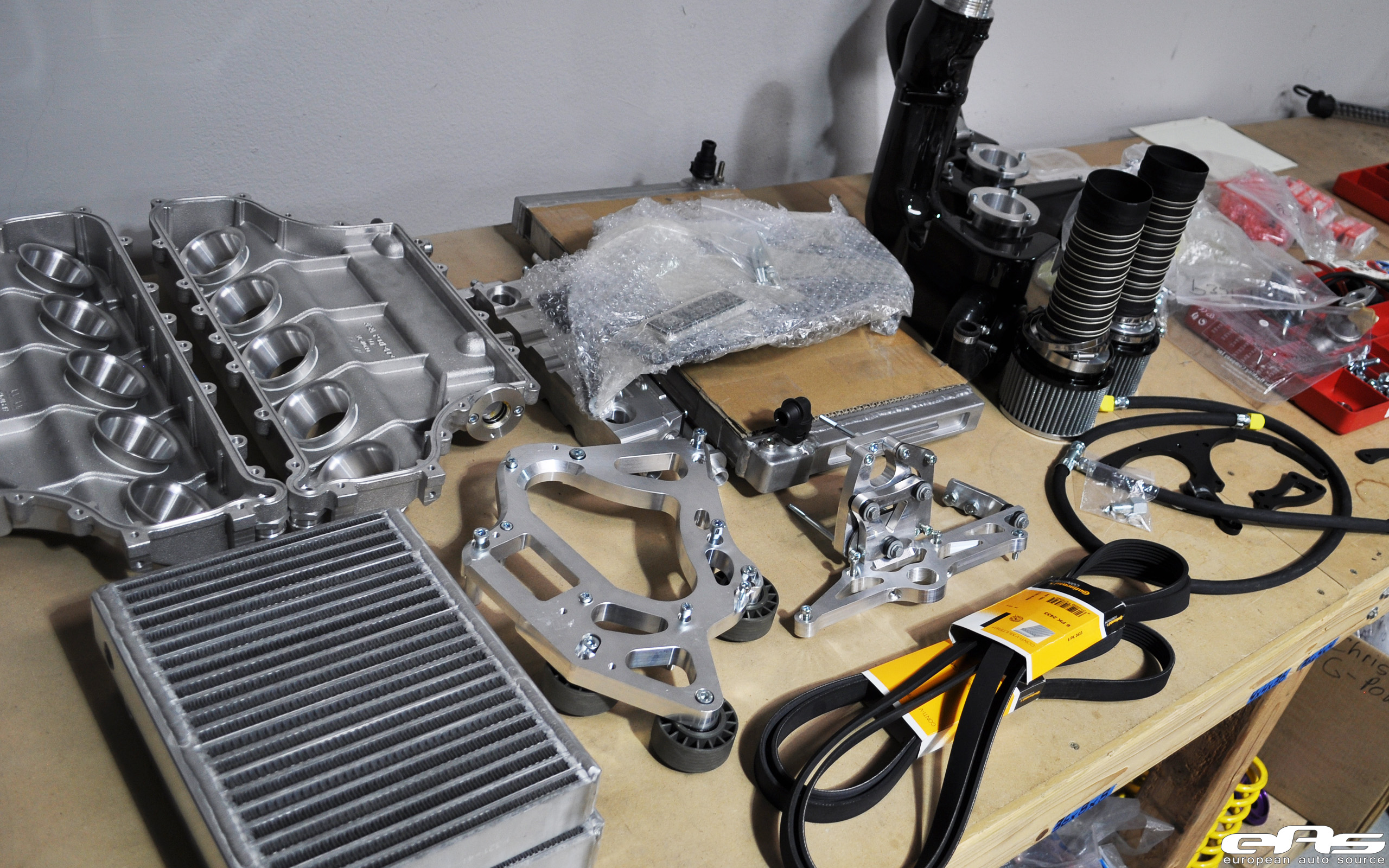 build journal mfest    power twin supercharger