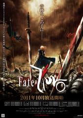 110910 - 電視動畫版《Fate/Zero》將從10/1開播,第一話將長達1小時!