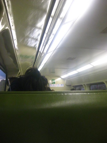 Train to Sydney
